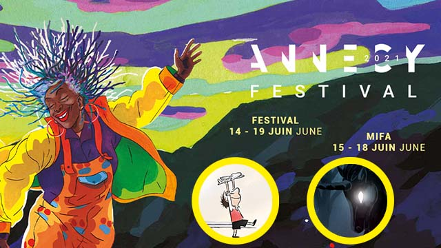 Festival Annecy WIP