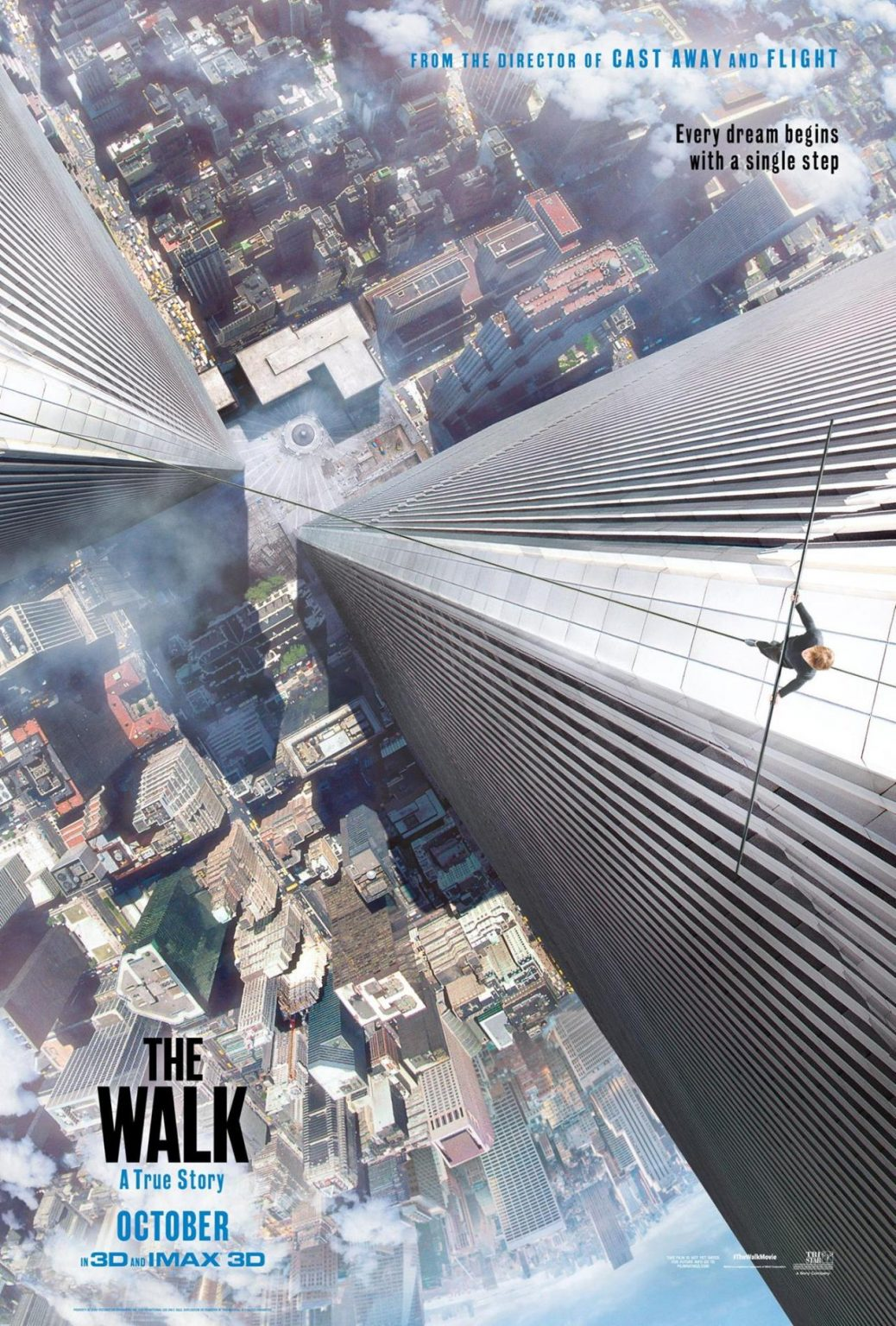 The Walk : Rêver Plus Haut poster.jpg